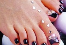 Pedicures, Toe rings & other accessories for feet / by April Lima