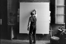 Artist & Studio / by Kingjohn K.C