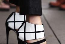 Shoe Addict / by Karl Brewer II