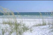 beach living / by Nancy Harvey Milner