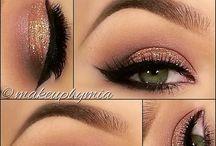 Eyes/brow / by Monica Peyton