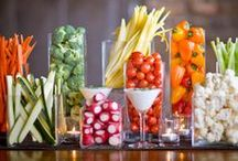 Party Food and Decor / by Rene Arus