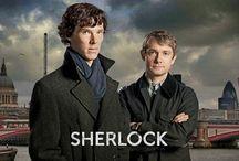 Sherlock / by Donna Foutz