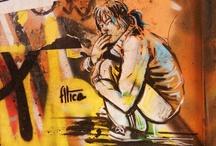 Alice Pasquini Art / by Marina Rosmaninho