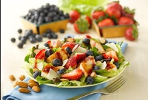 Le Régime Léger / Healthy food actually does taste good. Here are some examples. / by M. C. G.