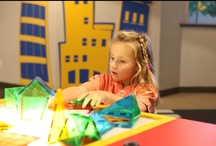 """Kid City / """"Kid City"""" is an exciting world of fun within the Reuben H. Fleet Science Center, designed especially for kids age 5 and under!  / by Reuben H. Fleet Science Center"""