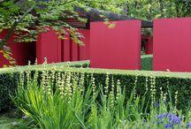 Garden Screens / by Great Ponds & Gardens