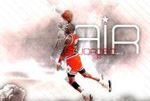 Michael Jordan / by Jazmin Agundez