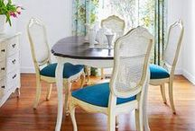 Decorate the dining room! / by Kelly Benefield