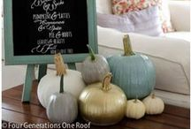 It's Fall Ya'll! / by Kelly Benefield