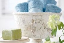 Decorate the bathroom! / by Kelly Benefield