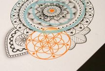 Cool tattoos / by Natalie DeBiasio-North