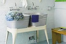 Laundry Room / by Kelly Benefield