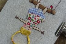 Embroidery / by Kelly Benefield