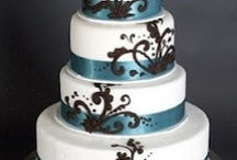Brown & Blue wedding / by Karen Cruse