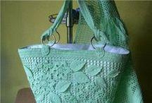 Crochet bags / by Kelly Benefield