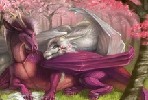 DrAgOnS of all kinds / by Ellen Lin