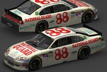 Nascar Car and Truck Paint Schemes / by Lynette Preble