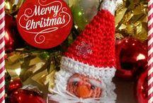 Crochet - Christmas / by Debi Christensen