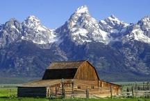 Teton Mountains / This is our backyard :) / by Signal Mountain Lodge
