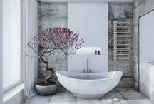 Bathrooms / by Jasna Pleho - Studio JASNA KRASNA