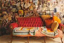 Living spaces / by Jasna Pleho - Studio JASNA KRASNA
