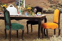Dining spaces / by Jasna Pleho - Studio JASNA KRASNA