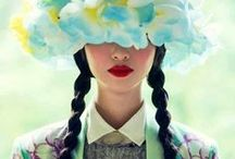 Headpieces / by Jasna Pleho - Studio JASNA KRASNA