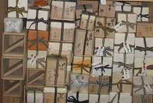Emballage & Gift Wrapping / by Jasna Pleho - Studio JASNA KRASNA
