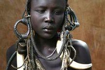 AFRICA ADORNED / by Jasna Pleho - Studio JASNA KRASNA