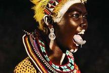 African inspired fashion / by Jasna Pleho - Studio JASNA KRASNA