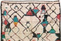 Moroccan Berber rugs / by Jasna Pleho - Studio JASNA KRASNA