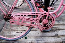 bicycles & motorcycles / by Jasna Pleho - Studio JASNA KRASNA