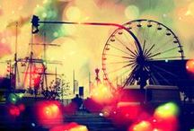 Carnivals & Playgrounds / by Jasna Pleho - Studio JASNA KRASNA