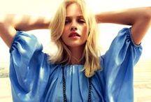 ḠᎥɲʈα LαƥᎥɲα♛ / A Latvian model born in 1989. Has worked With brands such as YSL, Nars & Jill Stuart. / by *❤*MissCaspara*❤*