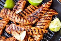 Dinner Time / Dinner Foods / by American Heart Association | American Stroke Association Birmingham