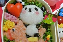 Cute Japanese Bento / by Eileen Fu