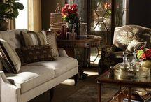 Living Rooms / by Debbie Gausselin
