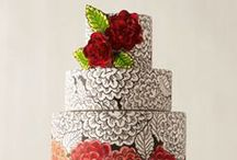 Wedding Cakes / A selection of the most beautiful wedding cakes / by Country Weddings