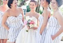 Bridesmaids / These wonderful ladies are sisters really. Dress, spoil, and treat them on your big day just how they deserve.  / by Caribou Highlands Lodge on Lutsen Moutains