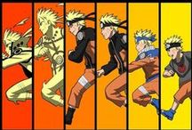 Naruto!!!!!! / Im obsses with NARUTO!! This manga what made my childhood happy / by Tulip Flower