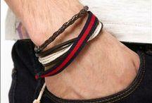 Bracelets / Pulseras / by Francisco Javier
