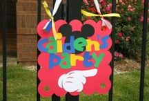 Party Ideas :-)  / by Van Polla