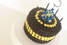 s u p e r   h e r o  p a r t y / Easy ideas for children's super hero party / by Tomfo