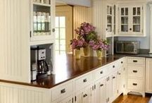 Kitchen & Dining Design & Ideas/Decor / Cabinets, layout, design. / by Amy Fortier