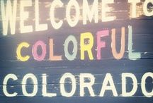 Colorful Colorado / All of these sites in Colorado are beautiful. / by Haley Parry