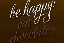 CHOCOLADE..ENZ / by Bea Wamsteeker