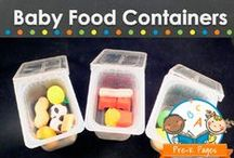 BABY FOOD CONTAINERS / Ideas for using plastic baby food containers for kids art, crafts and learning activities.  Educational uses for baby food containers in your preschool, pre-k, or kindergarten classroom (Gerber's plastic) Storage, organization and more! Visit me at www.pre-kpages.com for more inspiration for early education!  / by Vanessa @pre-kpages.com