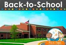 BACK TO SCHOOL IDEAS / Back to School ideas for the beginning of the school year- organization, meet the teacher, orientation, preparation and more.  Featuring ideas for preschool, pre-k, and kindergarten teachers. Visit me at www.pre-kpages.com for more inspiration for early childhood education! / by Vanessa @pre-kpages.com
