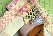 Memory Keeping AKA scrapbooking / by Jennifer Phipps